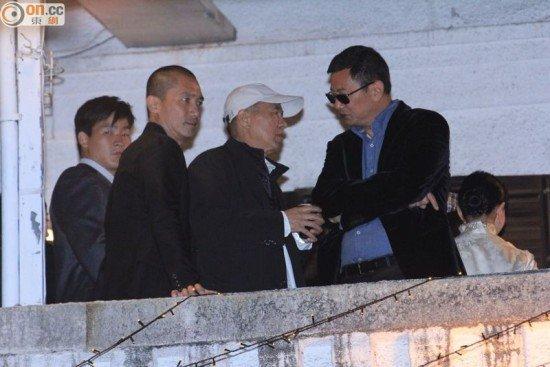 トニーさん、ホウ・シャオシェン、ウォン・カーウェイ