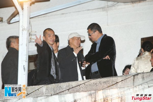 トニーさん、ホウ・シャオシェン、ウォン・カーウァイ