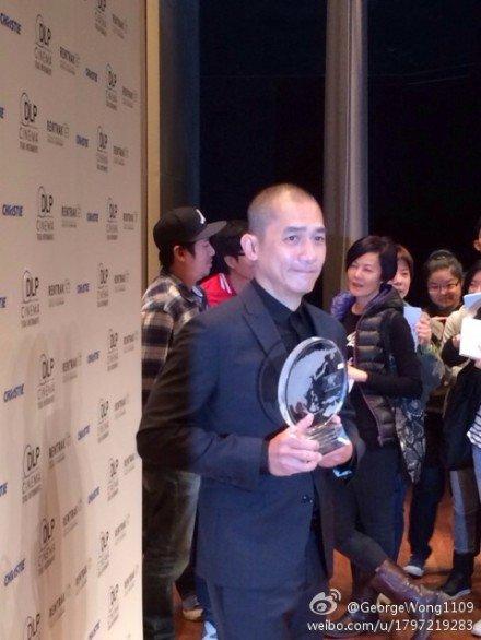 トニーさん@亞洲電影博覽會2
