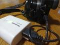NEX6用の外部電池(3)
