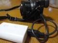 NEX6用の外部電池(4)