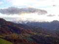 アルプスの山々(2)