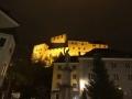 シャッテンブルグ城の夜景