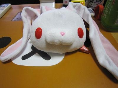 汎用ウサギのパスケース