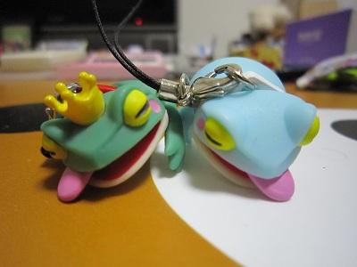 カエル×2その2・・・