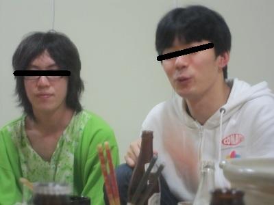 セロリ君と☆野さん