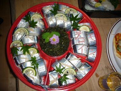 s-サンマ寿司