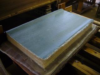 s-青い紙