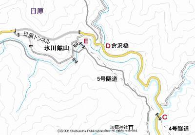 奥多摩工業曳索鉄道線地図2