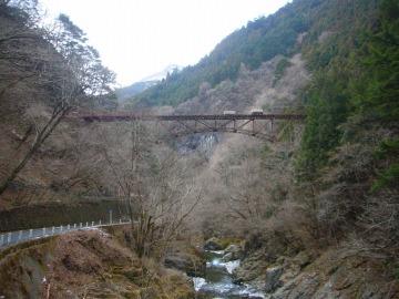 奥多摩工業曳索鉄道線10