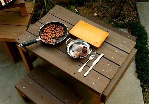 デッキがテーブル 01