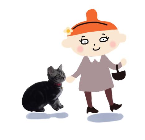 小町さん描いてみたブログ用