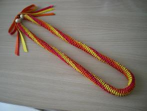 4 triple knot lei1 h.tsujimoto