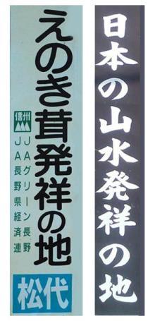 [えのき茸」「山水」発祥の地