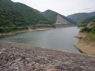 上大須ダム