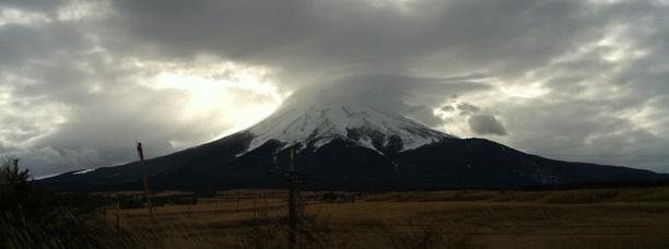 富士山2011元旦
