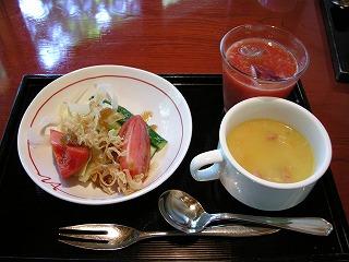だいこんの花 朝食4
