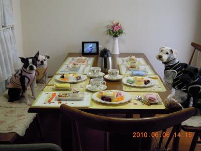 テーブル集合100606-2