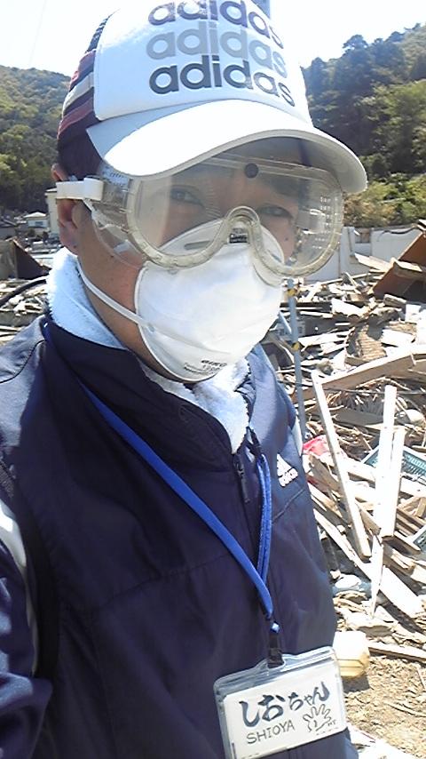被災地支援 マスク