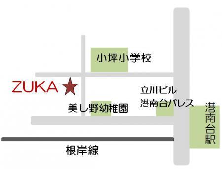 ZUKA地図