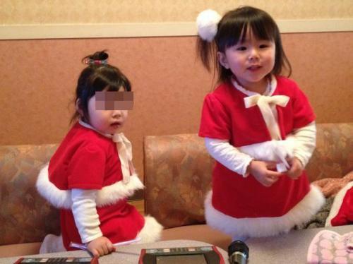 クリスマス サンタ コスプレ 衣装 手作り