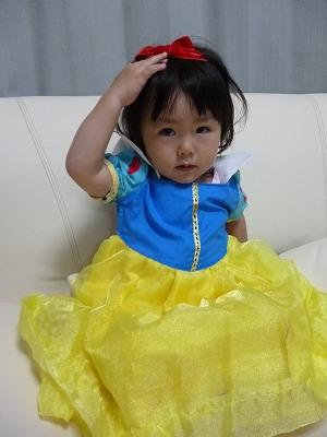 白雪姫 コスプレ1