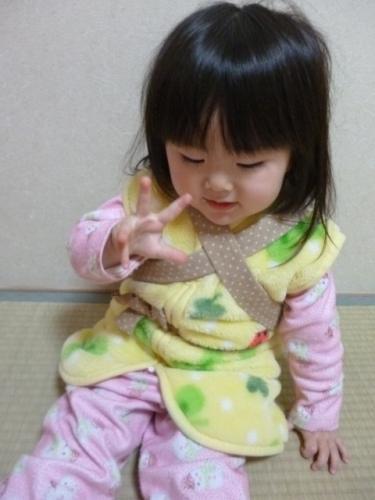 お人形用 抱っこ紐 おんぶ紐 メルちゃん ぽぽちゃん you&me 型紙 無料 手作り