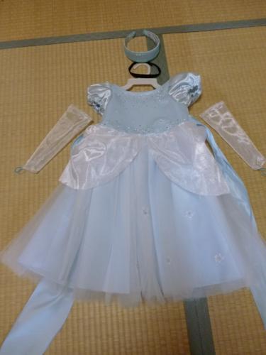 シンデレラ コスプレ Cinderella costume 手作り handmade