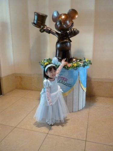 アンバサダーホテル シンデレラ コスプレ Cinderella costume 手作り handmade