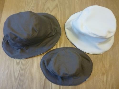 帽子 手作り 裏地