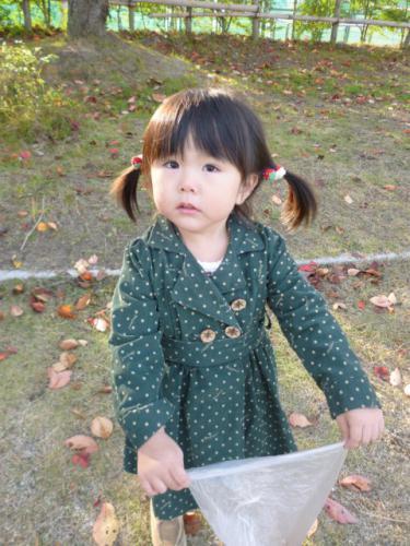 秋 子供 コート 手作り