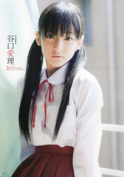 元HKT48谷口愛理さん