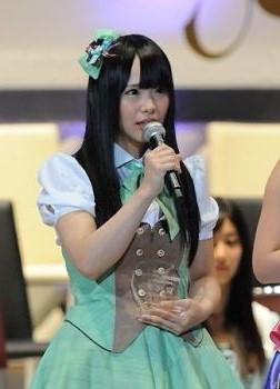 松村香織、AKB48第4回選抜総選挙(1)