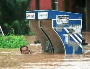 タイ・洪水(1)