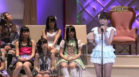 松村香織、AKB48第4回選抜総選挙(2)