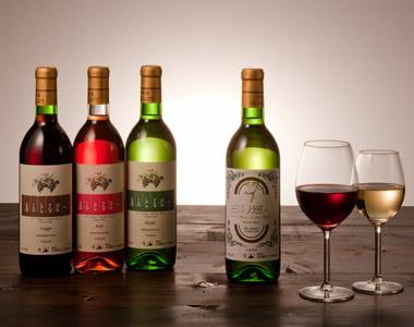 公式(4)白い恋人ワイン