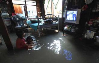 タイ・洪水(3)