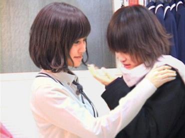 泣く前田敦子(1)