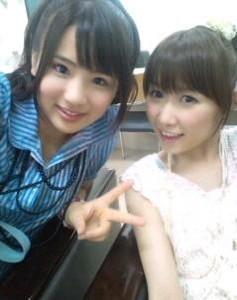 平嶋夏海さんと浦野一美さん