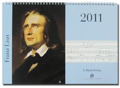 Liszt Calender