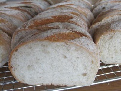 ライ麦パン1