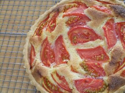 トマトタルトパイ1