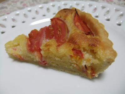トマトタルトパイ