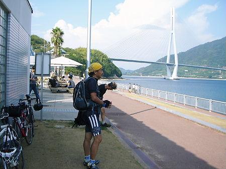 大三島の道の駅「多々羅しまなみ公園」