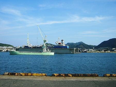 尾道 造船場