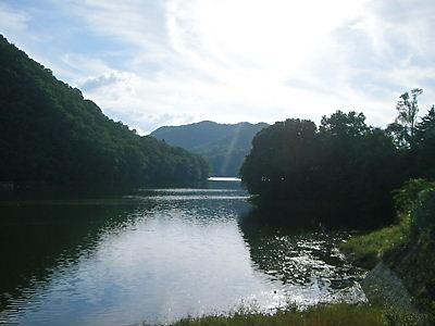 千刈水源池