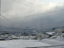 20110303朝雪景色