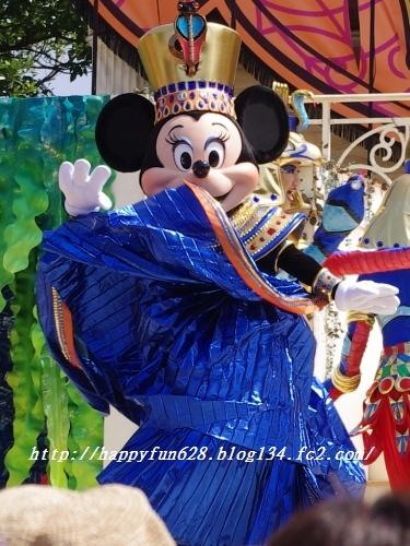 女王ミニーちゃん6