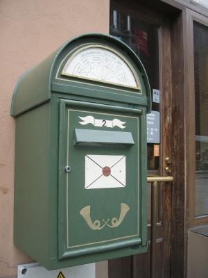 estisk post