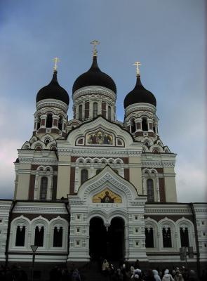 ryska kyrka